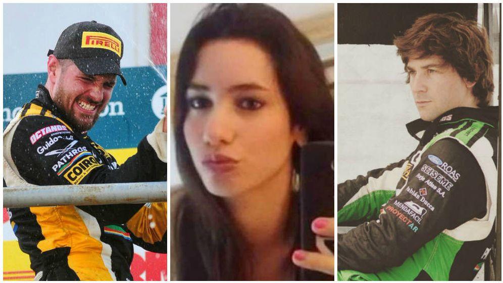 Foto: De izquierda a derecha: Mauro Giallombardo, Mercedes Rohrer y Juan de Benedictis (Redes sociales)
