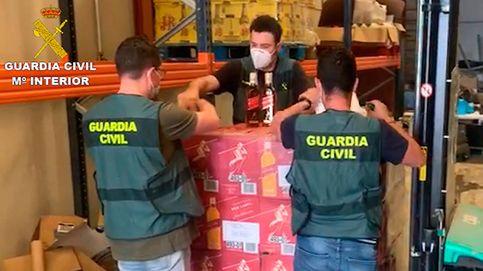 Detenidos por tratar de estafar 28.000 euros en whisky a una empresa sevillana