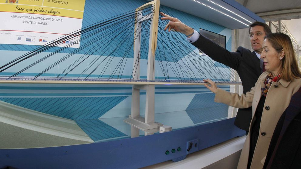 Alarma en el puente de Rande: 130 M para una ampliación de utilidad dudosa