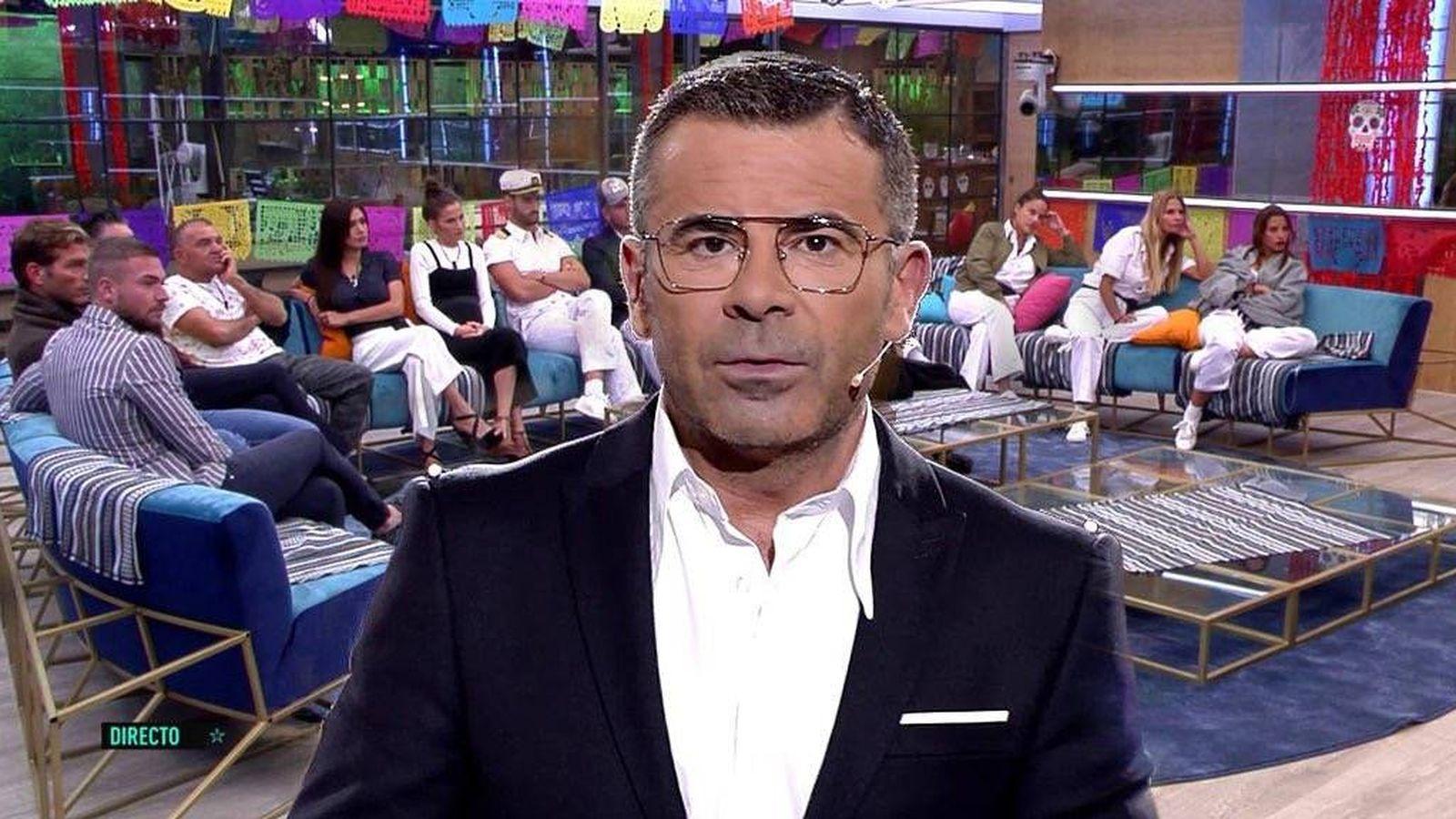 Foto: La bronca de Jorge Javier a los concursantes de 'GH VIP 6'. (Telecinco)
