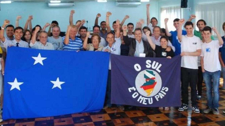 El Sur es mi País: Cataluña inspira el separatismo en los estados ricos de Brasil