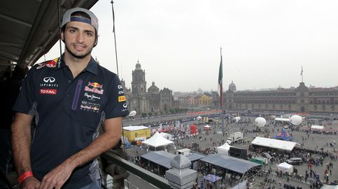 Carlos Sainz: Ecclestone me cogió de la mano y me llevó a la parrilla