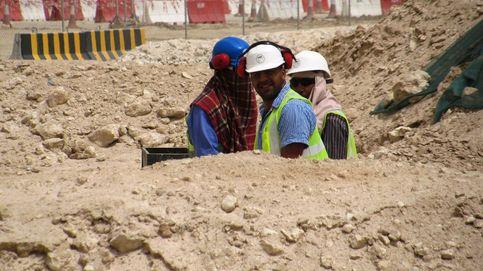 Así viven los obreros que construyen los estadios del Mundial de Qatar 2022