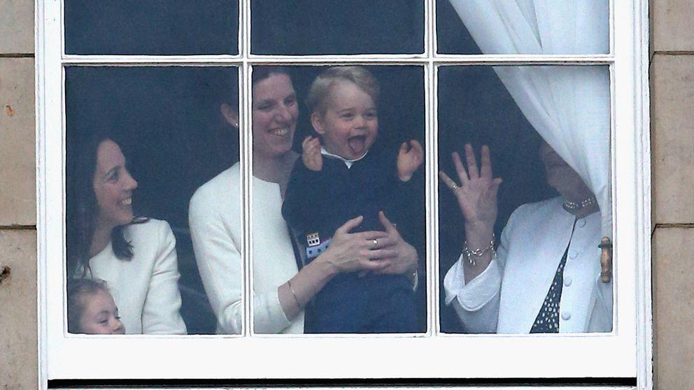 La niñera de George y Charlotte también se queda en casa: lo que deja en España
