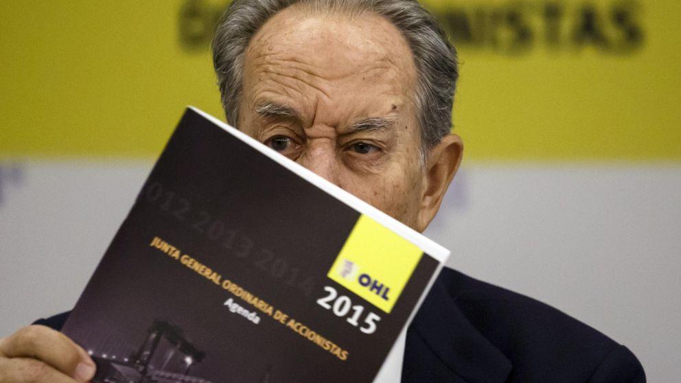 México sigue dando dolor de cabeza a OHL: se hunde acechado por los cortos