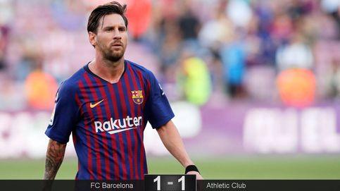 Messi da un toque: No puede ser que recibamos goles todos los partidos