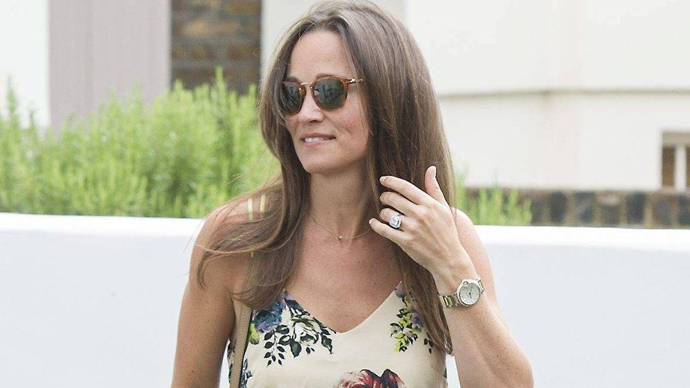 Esto es lo que vale el carísimo anillo de compromiso de Pippa Middleton