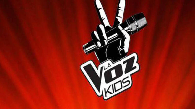 Logotipo de 'La Voz Kids'.