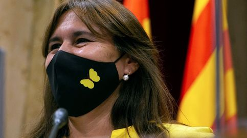 Laura Borràs se erige como la auténtica jefa de la oposición al Govern de Aragonès