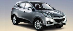 Primera foto oficial del nuevo Hyundai iX-35