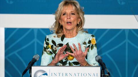 El vestido con el que Jill Biden muestra su apoyo a Meghan Markle