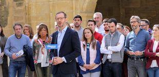 Post de El PP desautoriza a su candidato a alcalde en Labastida por negociar con Bildu un acuerdo
