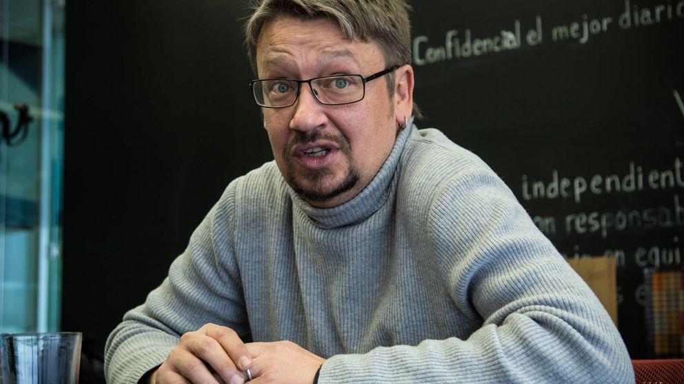 Domènech: Hay candidatos alternativos a Puigdemont, pero el PSC no se mueve