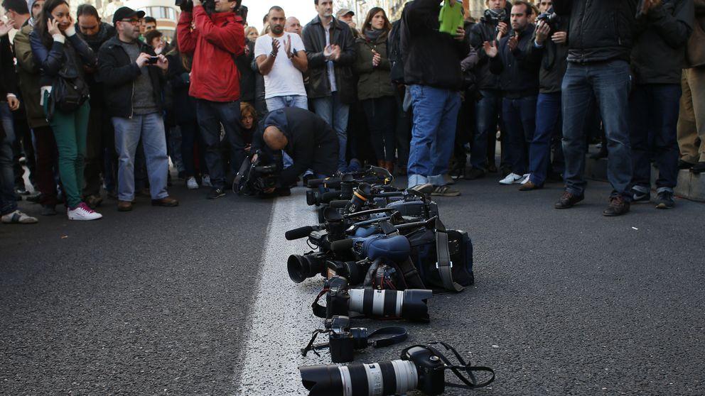 La libertad de prensa en España, en nivel más bajo de la democracia