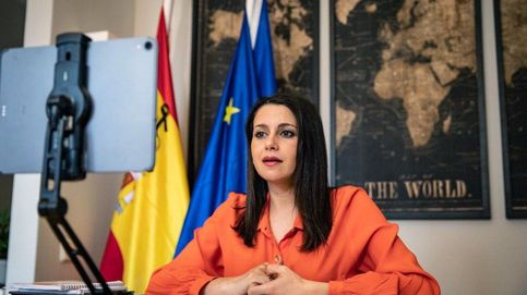 Cs aguanta las réplicas internas y mantiene su negociación con el Gobierno de Sánchez
