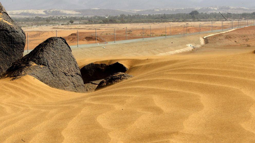Nueva bronca de Arabia al consorcio del AVE: exige en 4 días solución a la arena
