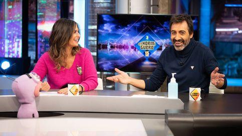 Nuria Roca se atreve con el eyeliner más arriesgado (y festivo) de la televisión