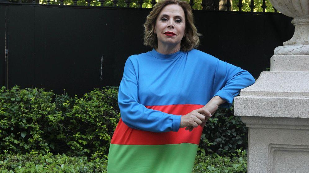 Foto: Ágatha Ruiz de la Prada, en una imagen de archivo. (EFE)