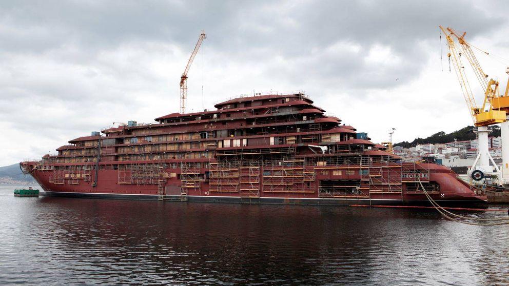 Ritz asalta el mayor astillero privado de España y desbarata el tándem Feijóo-Pemex