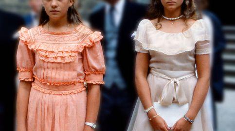 Las infantas Elena y Cristina, en el espejo de Leonor y Sofía: diferencias y similitudes