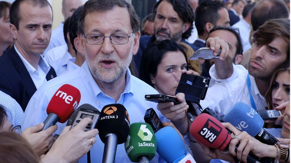 Quedarse en la UE es la mejor opción: Rajoy dice no al 'Brexit'