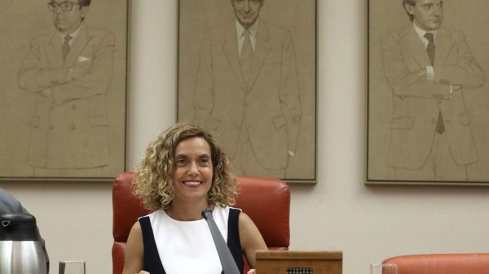 Foto: La Presidenta del Congreso, la socialista Meritxel Batet. (EFE)