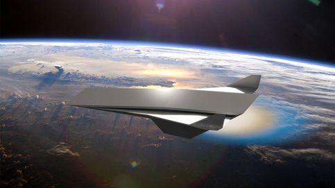 Un nuevo motor de avión para viajar a 17 veces la velocidad del sonido