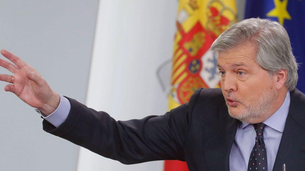 Méndez de Vigo, de Puigdemont:  ni presidencia simbólica ni un sueldo