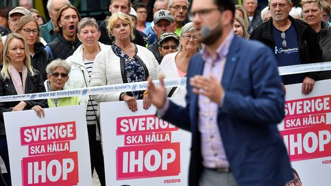 La ultraderecha puede ganar en Suecia... y este es el carismático líder que lo ha logrado