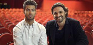 Post de Maxi Iglesias e Iván Sánchez, los guardaespaldas de la nueva Whitney