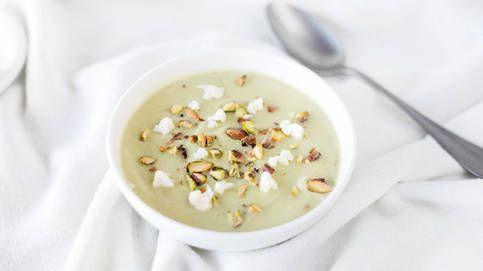 Vídeo-receta: crema de calabacines, coliflor y puerros