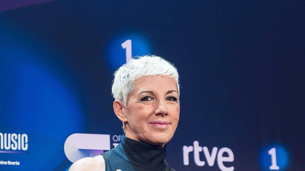 Foto: Ana Torroja, en 'OT 2018'. (Cordon Press)