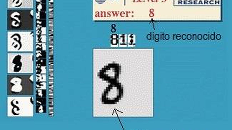 LeNet 5, una aplicación para reconocimiento de dígitos (Yann LeCun)