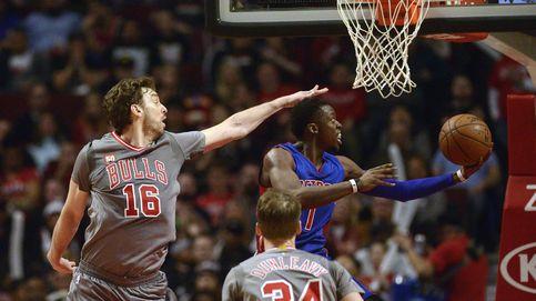Los Bulls de Gasol pierden un partido vital en la lucha por meterse en 'playoffs'