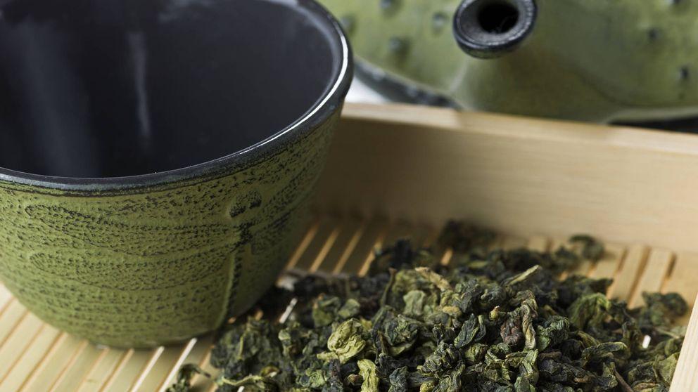 El té azul Oolong: propiedades anticolesterol y ayuda para bajar de peso