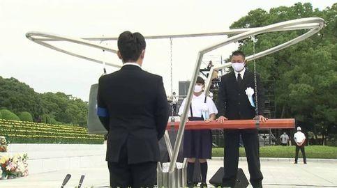 Se cumplen 75 años del ataque nuclear a Hiroshima
