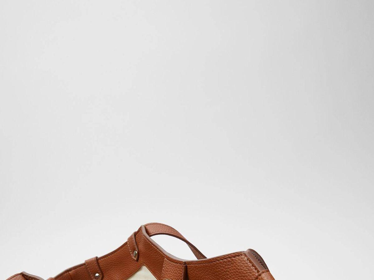 Foto: Bolso 'shopper' de Zara. (Cortesía)
