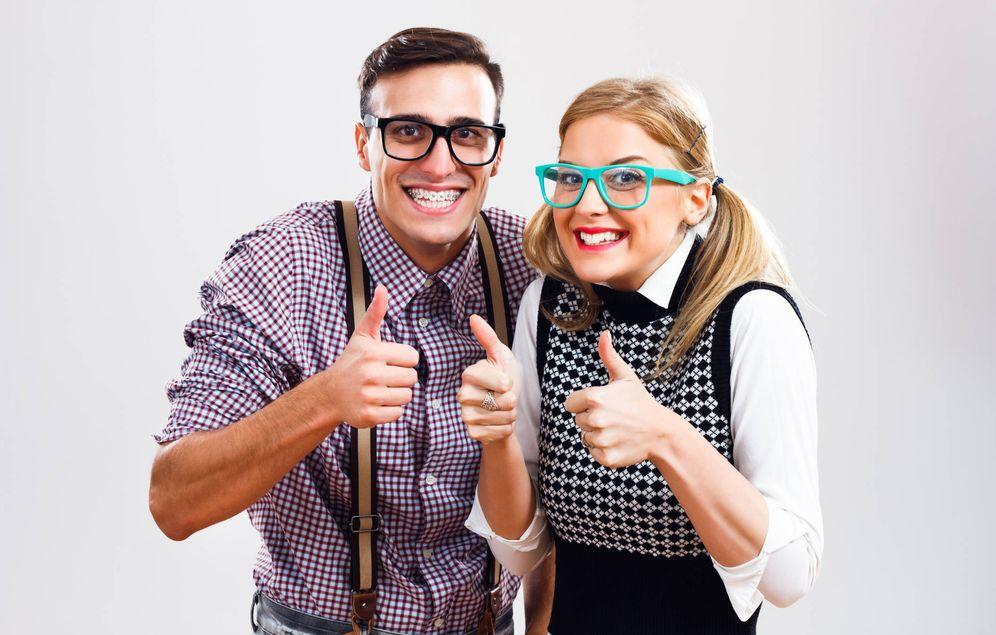 Foto: Los listos también ríen. (iStock)