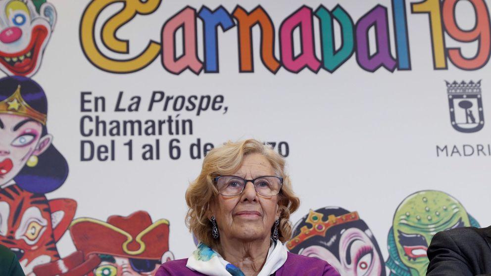 El Carnaval de 2019 en Madrid viaja al parque de Berlín, en el barrio de Prosperidad