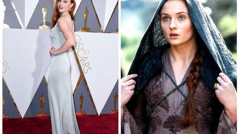'Juego de Tronos' - El futuro de Sansa Stark, al descubierto en los Oscar