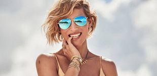 Post de Elsa Pataky, diseñadora de gafas por una buena causa
