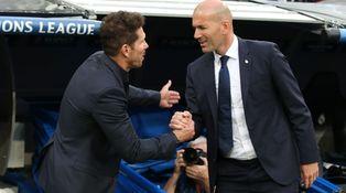 El garabato de Simeone: solo Oblak y Griezmann jugarían en el Madrid