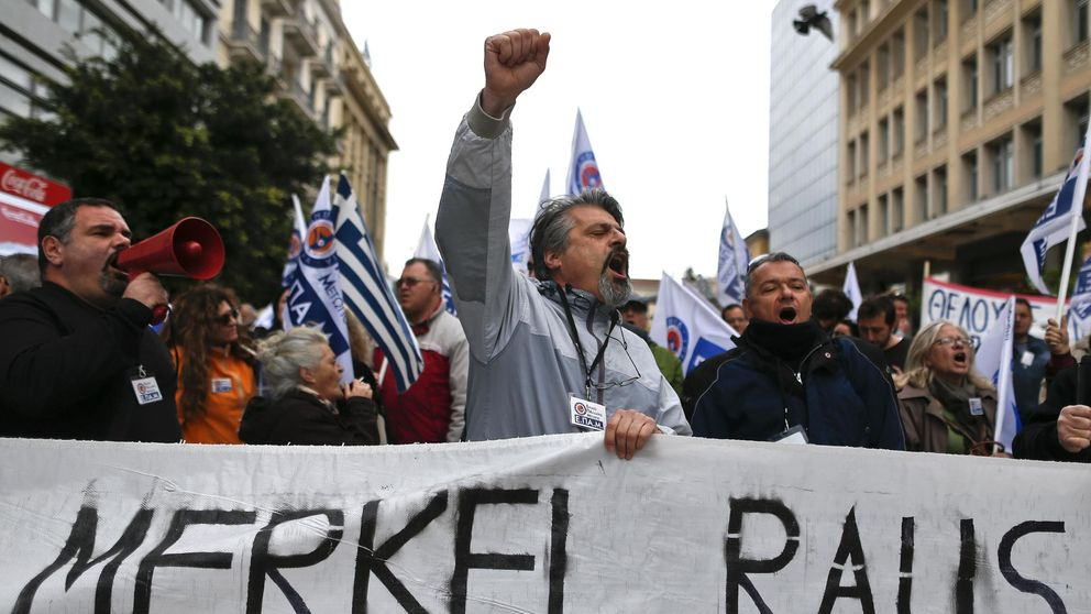 Tragedia griega, óptica alemana