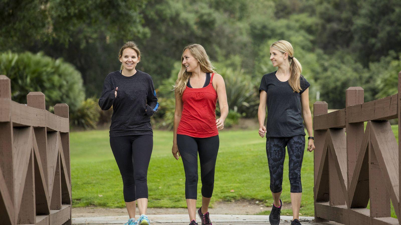 Caminar Quema calorías