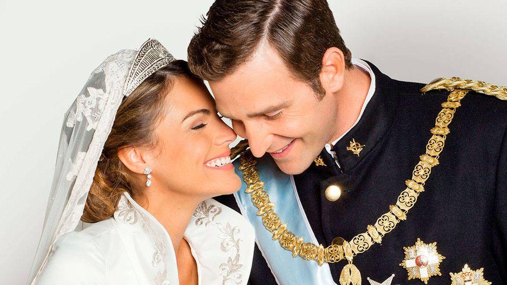 Foto: Imagen promocional de 'Felipe y Letizia'.