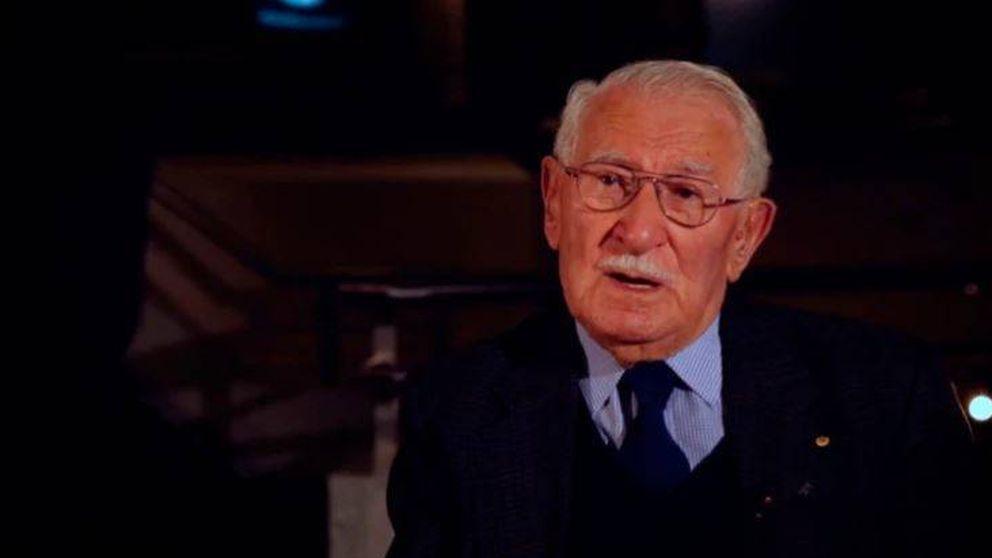 Un superviviente del Holocausto, de 98 años, cuenta el secreto de la felicidad