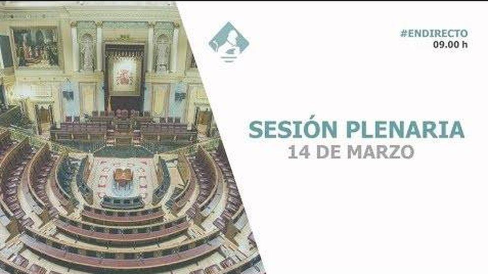 Siga en directo el debate de las pensiones