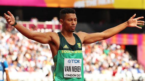 Van Niekerk, el atleta del momento, tiene un reto 'obligad0' por una bisabuela