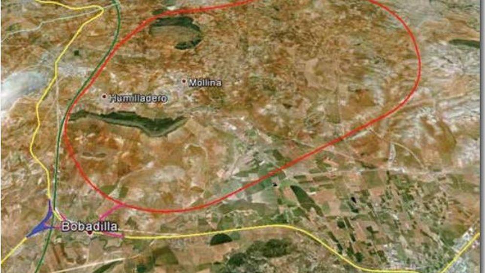 Fomento despilfarra 11 millones en el anillo ferroviario de Antequera