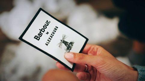 Barbour y Alexa Chung: inspiración mútua para una colección única